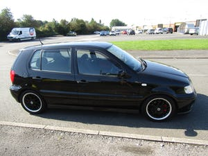 2000 EXCEPTIONAL VW POLO GTI WITH FSH For Sale (picture 1 of 12)