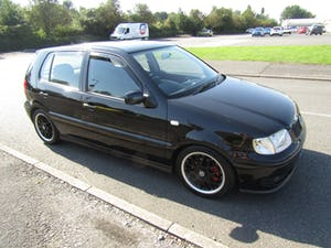 2000 EXCEPTIONAL VW POLO GTI WITH FSH For Sale (picture 3 of 12)