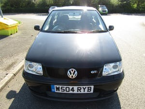 2000 EXCEPTIONAL VW POLO GTI WITH FSH For Sale (picture 4 of 12)