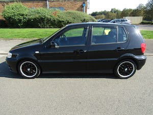 2000 EXCEPTIONAL VW POLO GTI WITH FSH For Sale (picture 6 of 12)