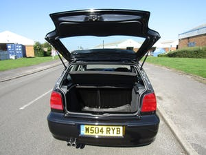 2000 EXCEPTIONAL VW POLO GTI WITH FSH For Sale (picture 8 of 12)