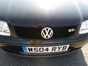 2000 EXCEPTIONAL VW POLO GTI WITH FSH For Sale (picture 9 of 12)