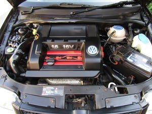 2000 EXCEPTIONAL VW POLO GTI WITH FSH For Sale (picture 11 of 12)