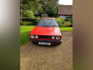 1983 Mk1 Golf GTI For Sale (picture 2 of 12)
