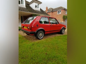 1983 Mk1 Golf GTI For Sale (picture 11 of 12)