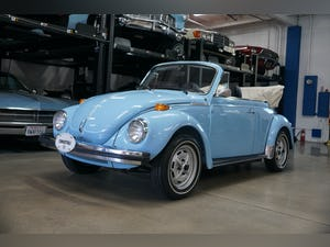 1979 Volkswagen Beetle Convertible with 94 original miles! For Sale (picture 1 of 12)