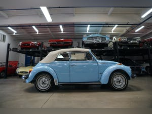 1979 Volkswagen Beetle Convertible with 94 original miles! For Sale (picture 3 of 12)