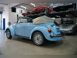1979 Volkswagen Beetle Convertible with 94 original miles! For Sale (picture 6 of 12)