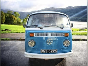 1977 VW T2 'Smurf' For Sale (picture 1 of 10)