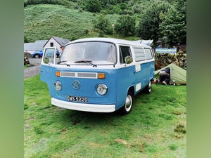 1977 VW T2 'Smurf' For Sale (picture 4 of 10)