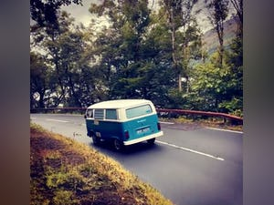 1977 VW T2 'Smurf' For Sale (picture 7 of 10)