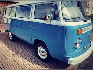 1977 VW T2 'Smurf' For Sale (picture 10 of 10)