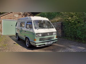 1990 Volkswagen T25 1.9 Petrol For Sale (picture 1 of 12)