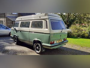 1990 Volkswagen T25 1.9 Petrol For Sale (picture 3 of 12)
