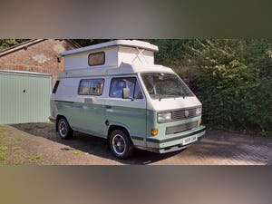 1990 Volkswagen T25 1.9 Petrol For Sale (picture 5 of 12)