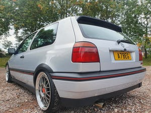 1997 Golf GTI 8v Mk3 For Sale (picture 3 of 12)