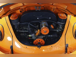 1972 VW Beetle | Extensively restored | 68 HP For Sale (picture 4 of 12)
