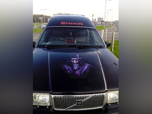1998 Volvo 960 Hearse Limo For Sale (picture 2 of 6)