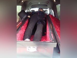 1998 Volvo 960 Hearse Limo For Sale (picture 6 of 6)