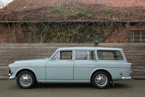 Picture of Volvo Amazon Stationwagon, 1965 SOLD