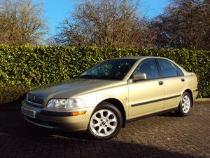 Picture of 2001 Volvo S40 1.9D - 55K MILES - 16 x VOLVO SERVICES!!!! For Sale