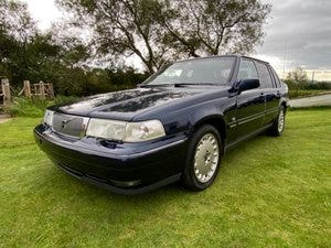 1997 VOLVO S90 RARE MODERN CLASSIC 3.0 AUTOMATIC * VERY LOW MILES For Sale (picture 1 of 6)