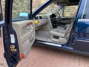 1997 VOLVO S90 RARE MODERN CLASSIC 3.0 AUTOMATIC * VERY LOW MILES For Sale (picture 3 of 6)