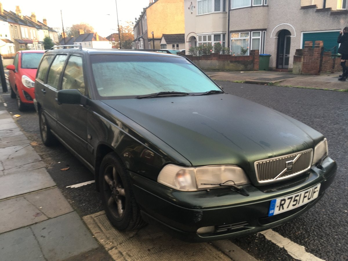 1997 V70 Automatic low mileage great condition! For Sale (picture 1 of 6)