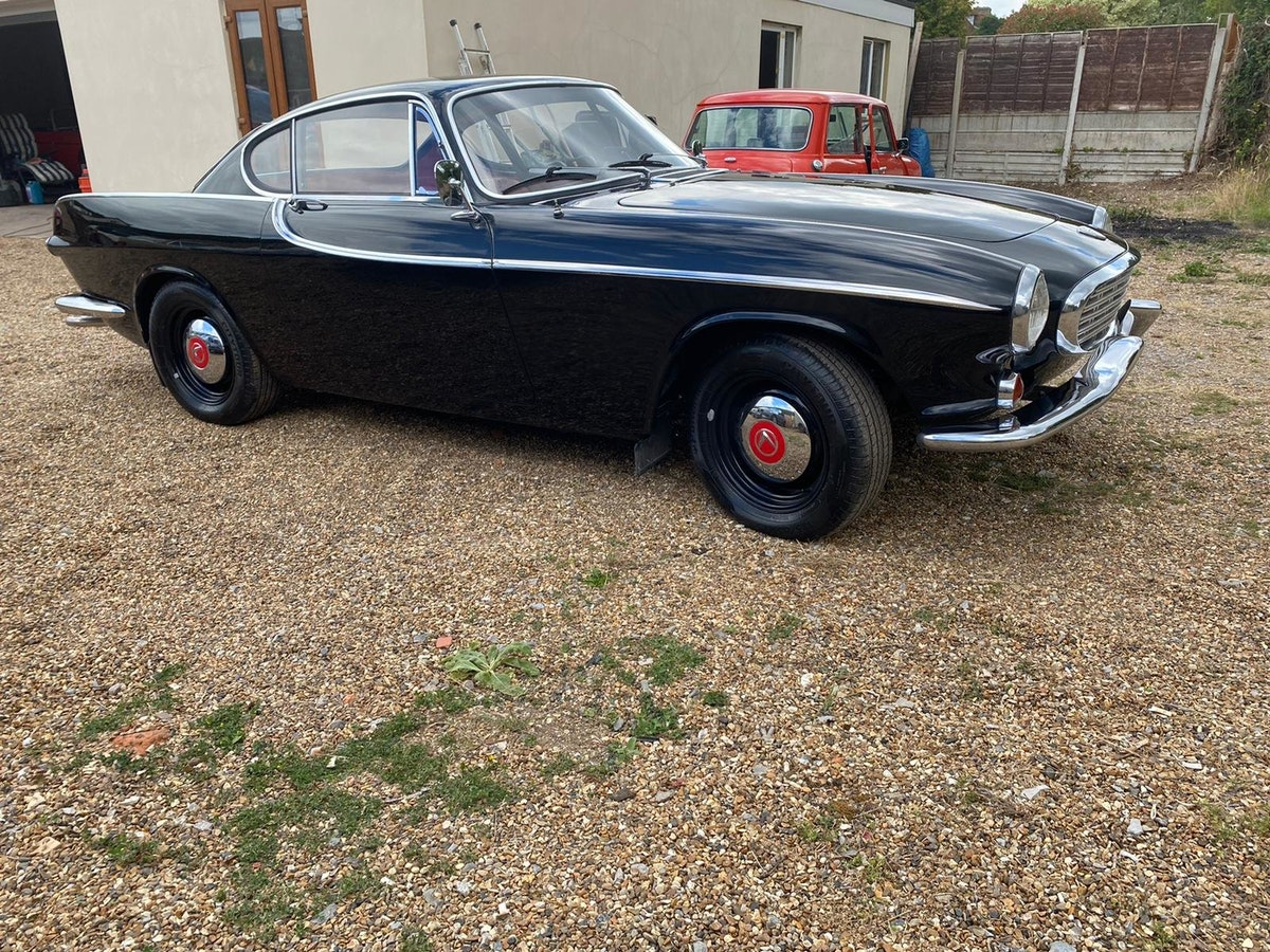 1964 VOLVO P1800S Nut and bolt restoraton,lhd,ex ca PRICE DROP For Sale (picture 2 of 5)