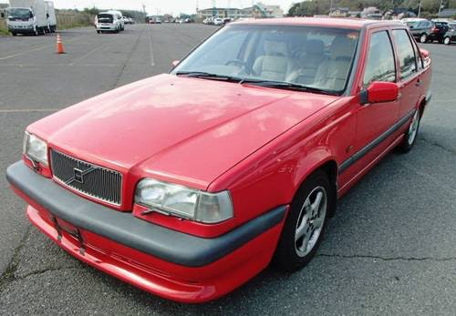 1996 RARE MODERN CLASSIC VOLVO 850R 2.3 AUTOMATIC For Sale (picture 1 of 6)