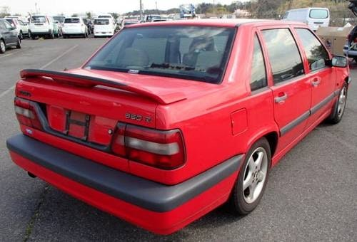 1996 RARE MODERN CLASSIC VOLVO 850R 2.3 AUTOMATIC For Sale (picture 2 of 6)