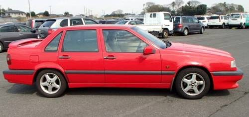 1996 RARE MODERN CLASSIC VOLVO 850R 2.3 AUTOMATIC For Sale (picture 3 of 6)