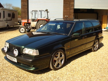 Picture of 1995 850 T5R Estate in original specification and great condition For Sale