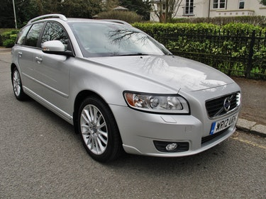 Picture of VOLVO V50 1.6 2012MY DRIVe SE Lux - 1 OWNER - VOLVO FSH - NA For Sale