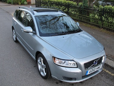Picture of VOLVO V50 DRIVE 2011MY SE - RARE HIGHER THAN SE LUX SPECIFIC For Sale