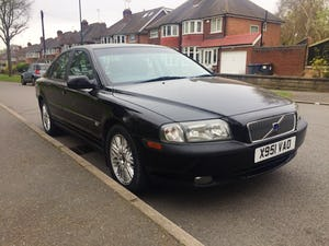 2001 Volvo S80 T6 SE 2.8 twin turbo 268BHP Mot 2022 99k miles For Sale (picture 3 of 12)