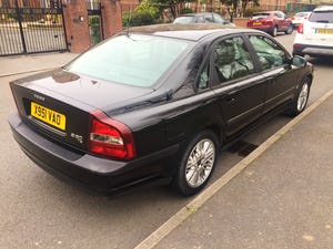 2001 Volvo S80 T6 SE 2.8 twin turbo 268BHP Mot 2022 99k miles For Sale (picture 5 of 12)