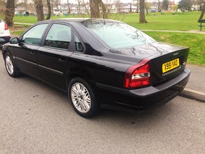 2001 Volvo S80 T6 SE 2.8 twin turbo 268BHP Mot 2022 99k miles For Sale (picture 6 of 12)