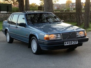 Picture of BEAUTIFUL 1993 VOLVO 940 2.0SE MANUAL. JUST 80,000 MILES For Sale