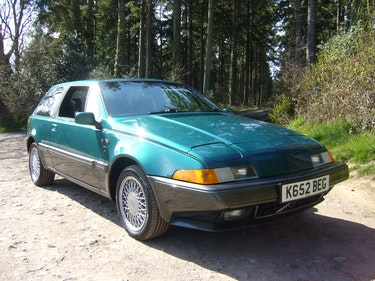 Picture of 1992 Volvo 480 ES Limited edition For Sale