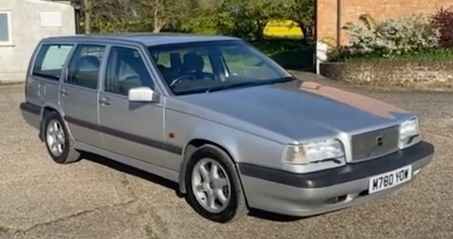 Picture of Outstanding Single Owner 1994 Volvo 850 2.0 GLT Auto Estate For Sale