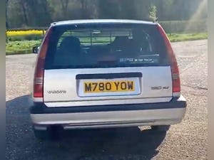 Outstanding Single Owner 1994 Volvo 850 2.0 GLT Auto Estate For Sale (picture 4 of 11)