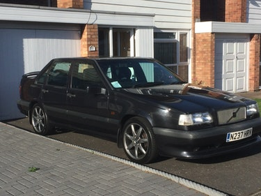 Picture of 1996 Volvo 850R Manual Saloon For Sale