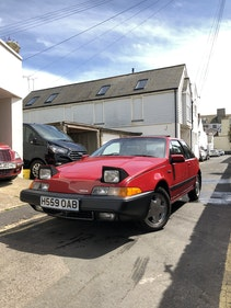 Picture of 1990 Volvo 480 in Beautiful condition For Sale