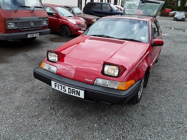 Picture of 1988 Volvo 480es first generation  model fish. For Sale