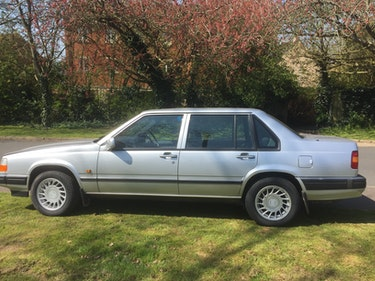 Picture of 1991 Volvo 960 saloon automatic For Sale