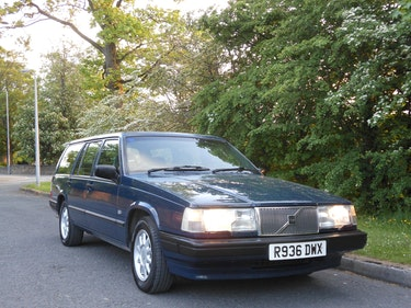 Picture of 1997 Volvo 940 Classic 2.3LPT Estate 5SPD 1 Owner + FSH For Sale