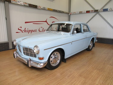 Picture of 1966 Volvo Amazon 122S with Overdrive and Airco For Sale