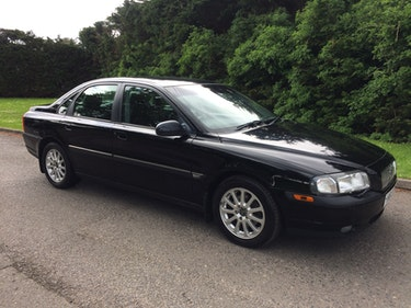 Picture of 2000 Volvo S80 W Reg 2.5 tdi 84,000 miles. One owner. For Sale
