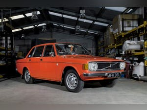 1973 Volvo 144 DL Auto, very rare model For Sale (picture 1 of 9)